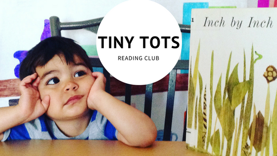 Tiny Tots Reading Club Title