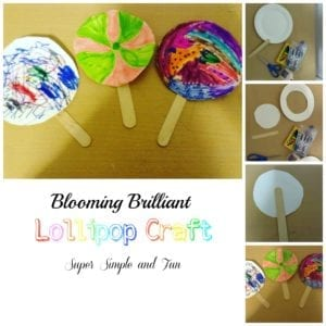 Lollipop Craft – Fun and Easy Crafts for Kids