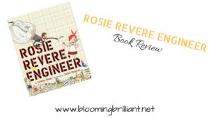 Rosie Revere Engineer #KidLit #BookReview