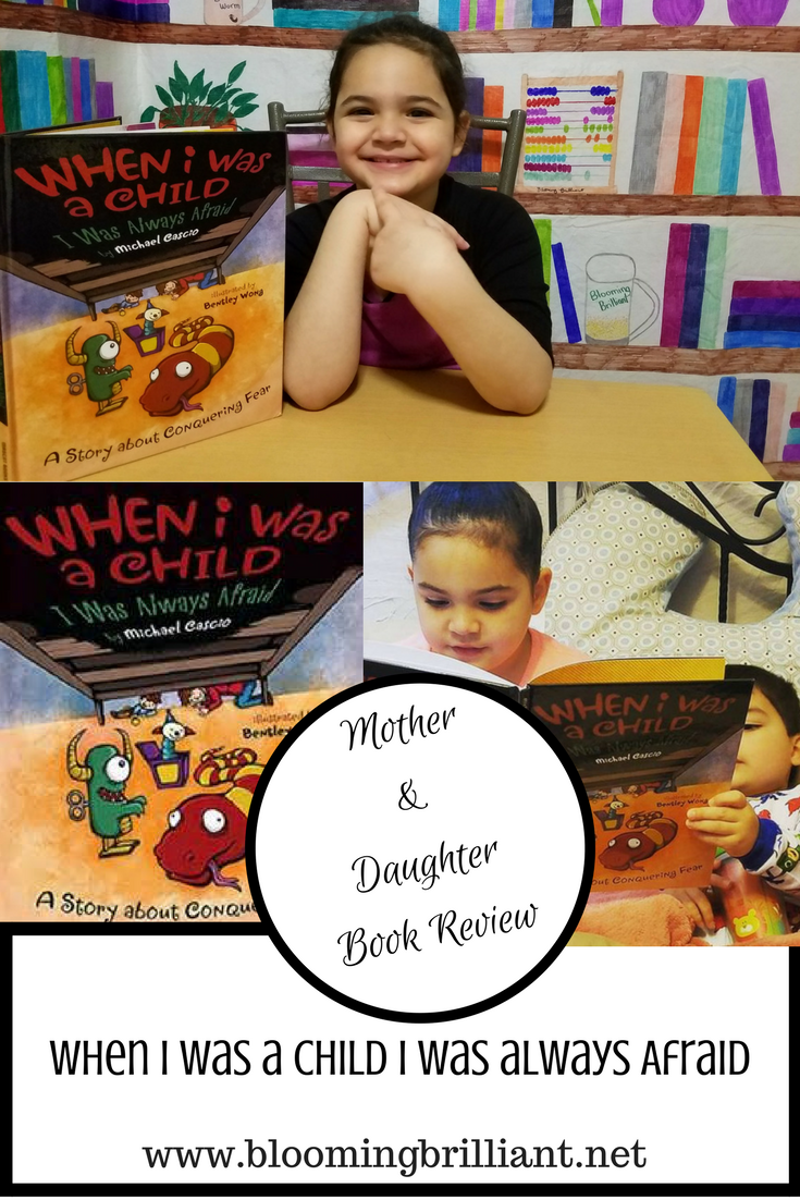 Conquering Your Fears with Poetry in Picture Books