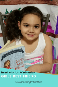 A Maggie Brooklyn Mystery: Girls Best Friend by Leslie Margolis. Perfect exciting mystery for your advanced or preteen reader.